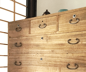 家具の補修