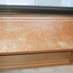 窓台の日焼け補修 画像