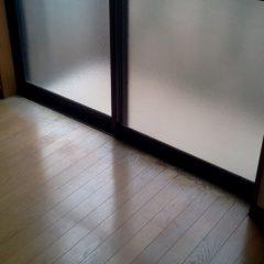 掃出し床の劣化補修 画像