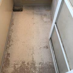 浴室床のリニューアル工事 画像